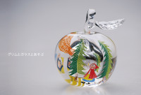土井朋子 ガラス展「グリムとガラスとあそぶ」